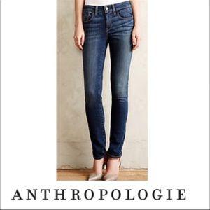 Anthropologie Pilcro & The Letterpress stet jeans